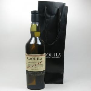 Caol Ila Cask Strength / Johnnie Walker Mentoring Front