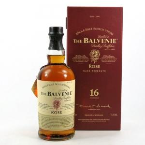 Balvenie Rose 16 Year Old / First Edition
