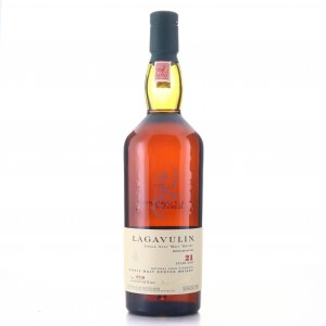 Lagavulin 1985 Cask Strength 21 Year Old 75cl / US Import