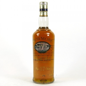 Bowmore 17 Year Old 75cl / US Import Front