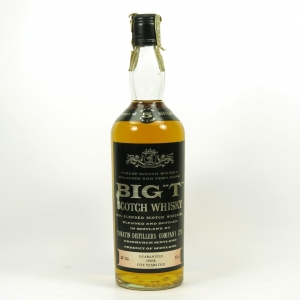 Big T 5 Year Old Blend 1980s