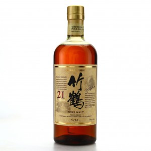 Taketsuru 21 Year Old Pure Malt 75cl / US Import