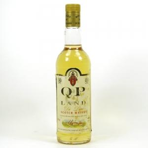 QP Land De Luxe Scotch Whisky
