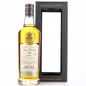 Caol Ila 1990 Gordon and MacPhail 29 Year Old Batch #19/139
