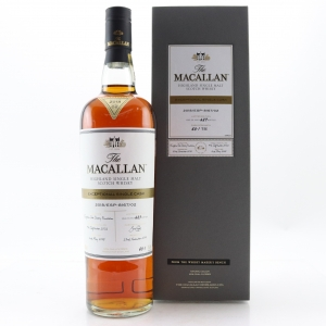 Macallan 2002 Exceptional Cask #8167-02