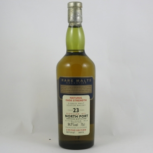 North Port 1971 Rare Malt 23 Year Old 75cl front