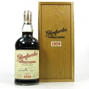 Glenfarclas 1959 Family Cask #3227 Release