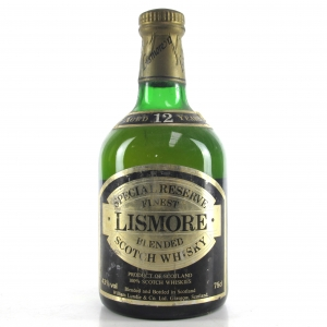 Lismore 12 Year Old Special Reserve 1980s