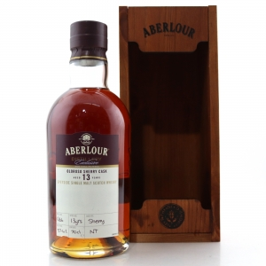 Aberlour 13 Year Old Distillery Exclusive / Oloroso Cask