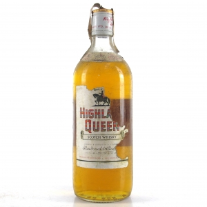 Highland Queen Scotch Whisky 1960/70s