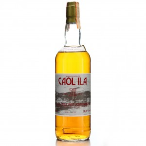 Caol Ila 1968 Intertrade 21 Year Old Cask Strength