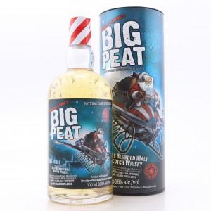 Big Peat Christmas Cask Strength 2015 Edition