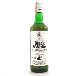 Black and White 1980s / Ramazzotti Import
