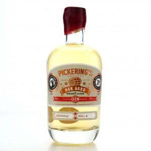Pickering's Oak Aged Gin Islay Cask 35cl