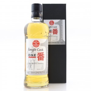 Mars Shinshu 2013 Ichiro's Malt Cask #1664 / A Decade as Number One