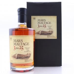 Mars Maltage 3 Plus 25 Pure Malt 28 Year Old