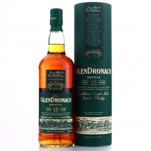 Glendronach 15 Year Old Revival 75cl / Pre-2015 - US Import