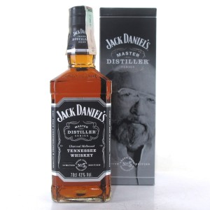Jack Daniel's Master Distiller Batch #5 / Frank 'Bobo' Thomas