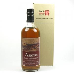 Karuizawa Asama 1999 / 2000