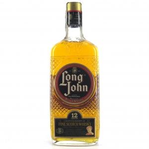 Long John 12 Year Old 1980s