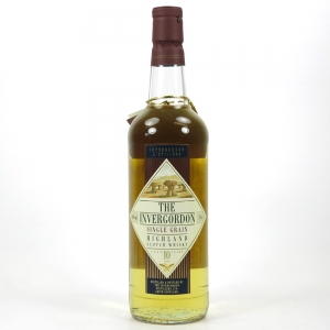 Invergordon 10 Year Old Single Grain