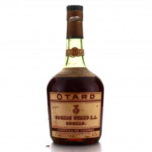 Otard VSOP 20 Year Old Cognac 1950s