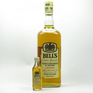 Bell's Extra Special 1 Litre and 5cl
