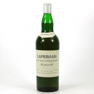Laphroaig 10 Year Old 1970s