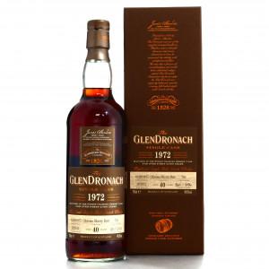 Glendronach 1972 Single Oloroso Cask 40 Year Old #710