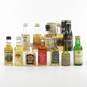 Miscellaneous Speyside Miniature Selection 12 x 5cl