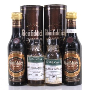 Speyside Miniature Selection 4 x 5cl