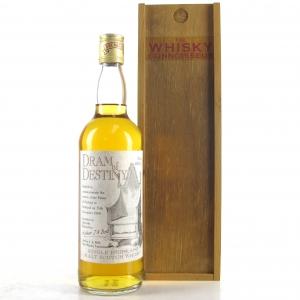 Dram of Destiny 1996 Whisky Connoisseur Speyside Single Malt