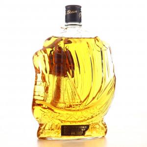 Ocean Whisky Gloria Ship Bottle 1980s