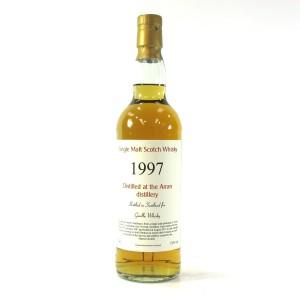 Arran 1997 Single Cask 20 Year Old #245 / Private Bottling