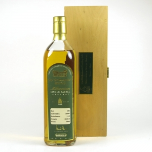Bushmills 1982 Millennium Single Barrel