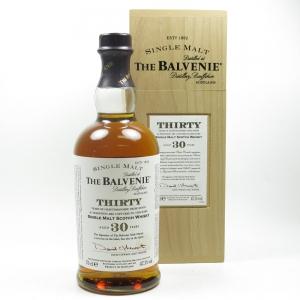Balvenie 30 Year Old Front
