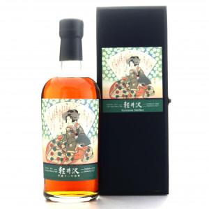 Karuizawa 2000 Single Sherry Cask #512 / Katsushika Geisha Label