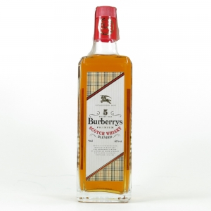 Burberrys 5 Year Old Scotch Whisky