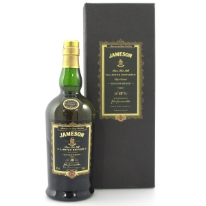 Jameson Limited Edition 15 Year Old