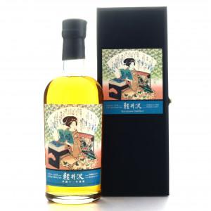 Karuizawa 1999 Single Sherry Cask #6258 / Katsushika Geisha Label