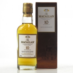 Macallan 10 Year Old 5cl