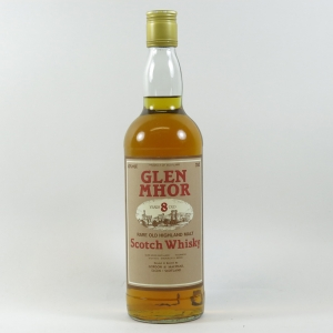 Glen Mhor 8 Year Old Gordon and Macphail front