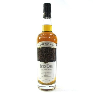 Compass Box Spice Tree 75cl / US Import