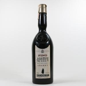 Sandeman Fino Apitiv Extra Dry Sherry