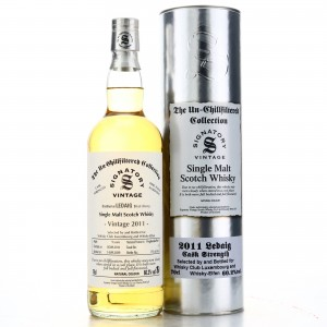Ledaig 2011 Signatory Vintage 9 Year Old / Whisky Club Luxembourg