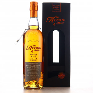 Arran Fontalloro Wine Cask Finish 2007