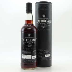 Laphroaig 1980 Sherry Casks 27 Year Old