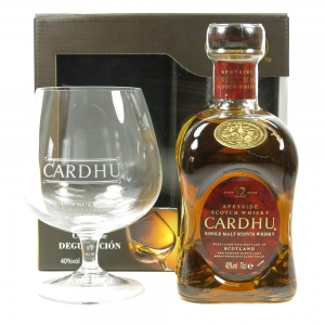Cardhu 12 Year Old Gift Pack