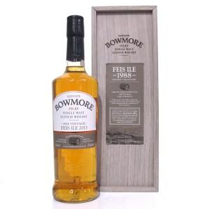 Bowmore 1988 Bourbon Cask 24 Year Old / Feis Ile 2013