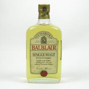 Balblair 5 Year Old 1980s
